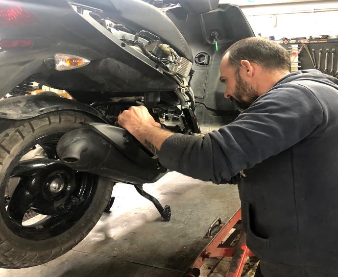 Taller de motos torrevieja moto sport
